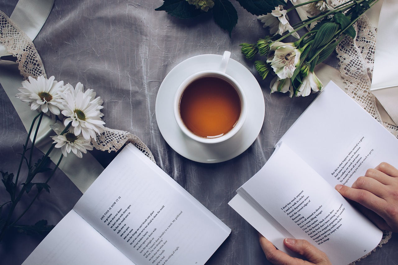 Tuesday Talks -Book Talk