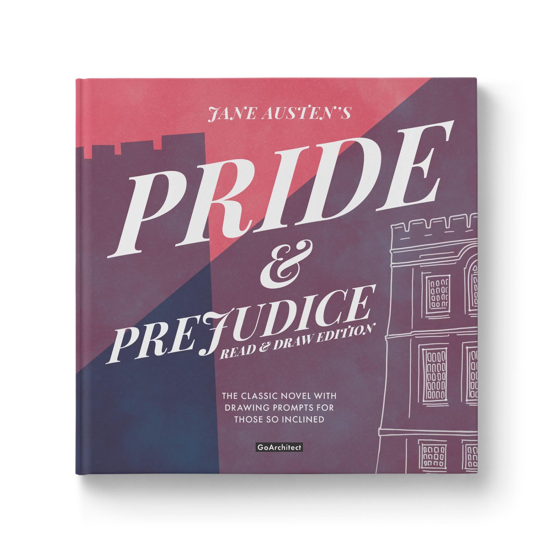 Pride and Prejudice - Front Cover